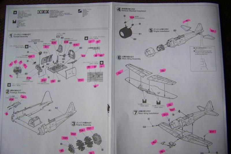 A6M3 Reisen type 32 Hamp ( ZERO) 1/48 Hasegawa 100_8535