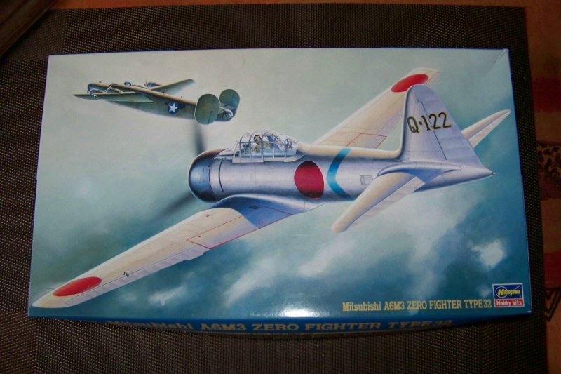 A6M3 Reisen type 32 Hamp ( ZERO) 1/48 Hasegawa 100_8536