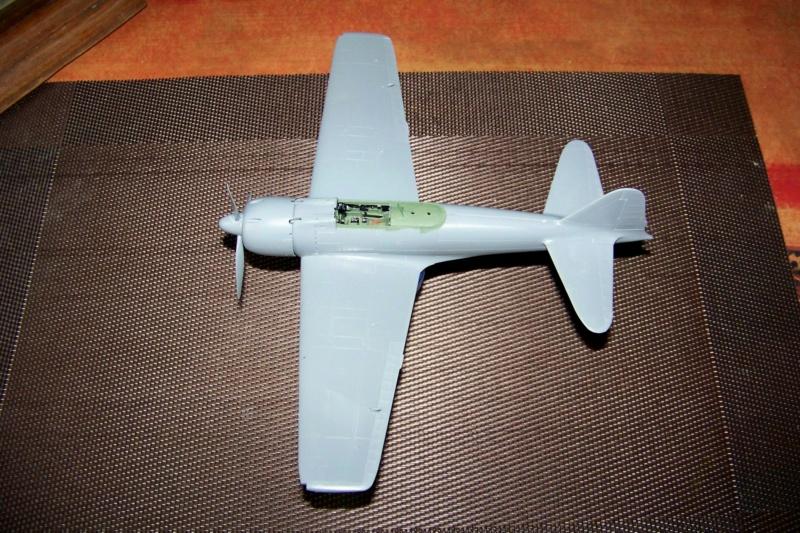 A6M3 Reisen type 32 Hamp ( ZERO) 1/48 Hasegawa 100_8545