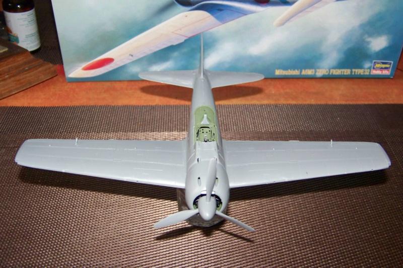 A6M3 Reisen type 32 Hamp ( ZERO) 1/48 Hasegawa 100_8546