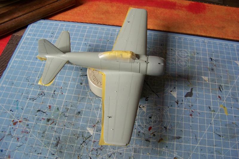 A6M3 Reisen type 32 Hamp ( ZERO) 1/48 Hasegawa 100_8551