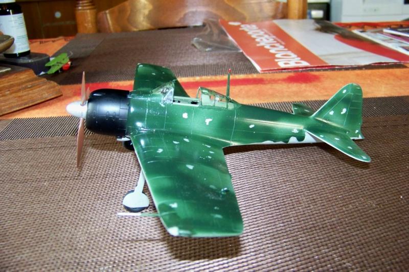 A6M3 Reisen type 32 Hamp ( ZERO) 1/48 Hasegawa Fini - Page 2 100_8561