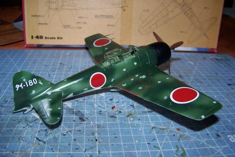 A6M3 Reisen type 32 Hamp ( ZERO) 1/48 Hasegawa Fini - Page 2 100_8564