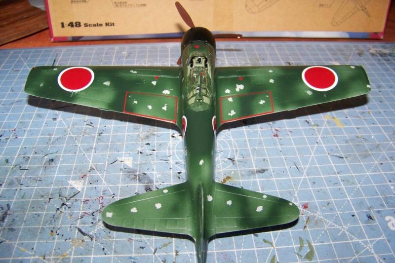 A6M3 Reisen type 32 Hamp ( ZERO) 1/48 Hasegawa Fini - Page 2 100_8565
