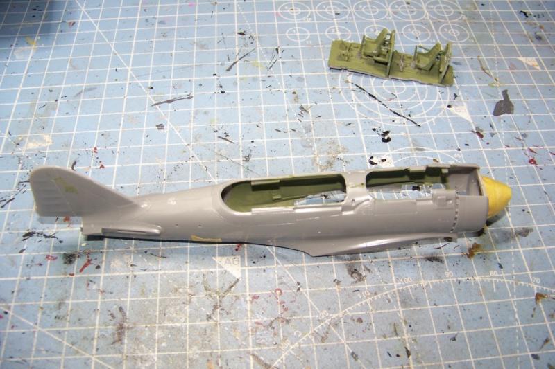 "A6M2-K Reisen  le ""Trainer"" de la Marine Impériale  1/48 Hasegawa Fini 100_8573"