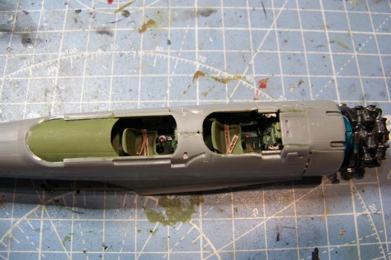 "A6M2-K Reisen  le ""Trainer"" de la Marine Impériale  1/48 Hasegawa Fini 100_8579"