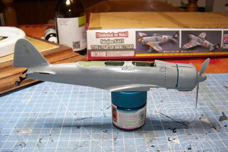 "A6M2-K Reisen  le ""Trainer"" de la Marine Impériale  1/48 Hasegawa Fini 100_8581"