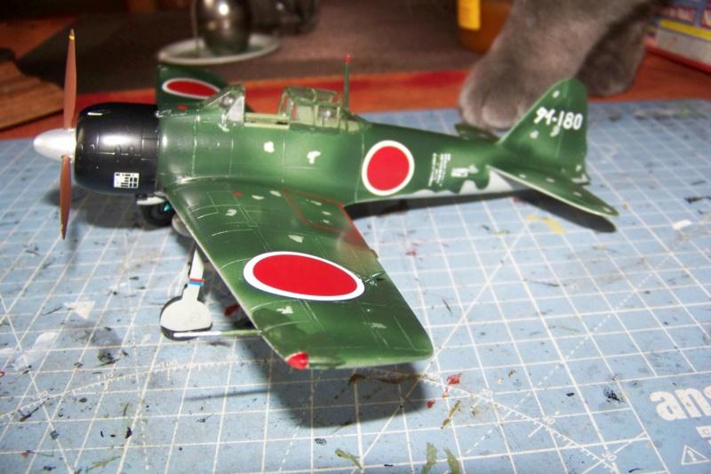 A6M3 Reisen type 32 Hamp ( ZERO) 1/48 Hasegawa Fini - Page 2 100_8592