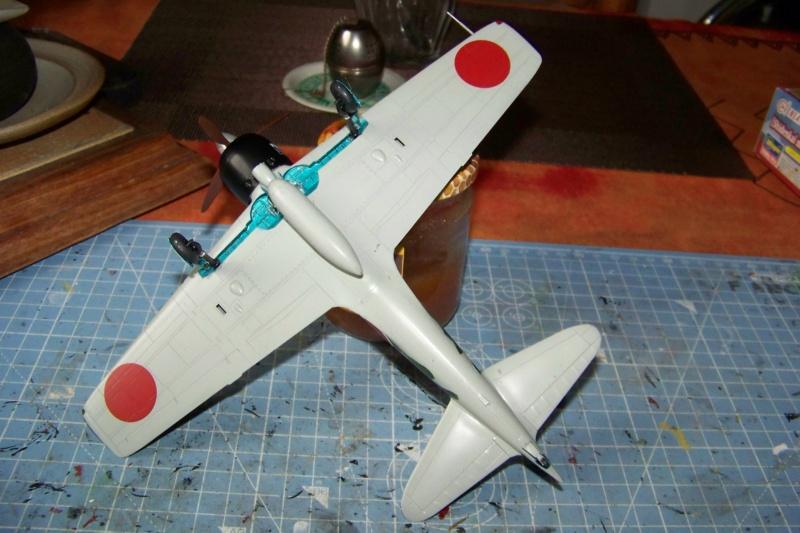 A6M3 Reisen type 32 Hamp ( ZERO) 1/48 Hasegawa Fini - Page 2 100_8593