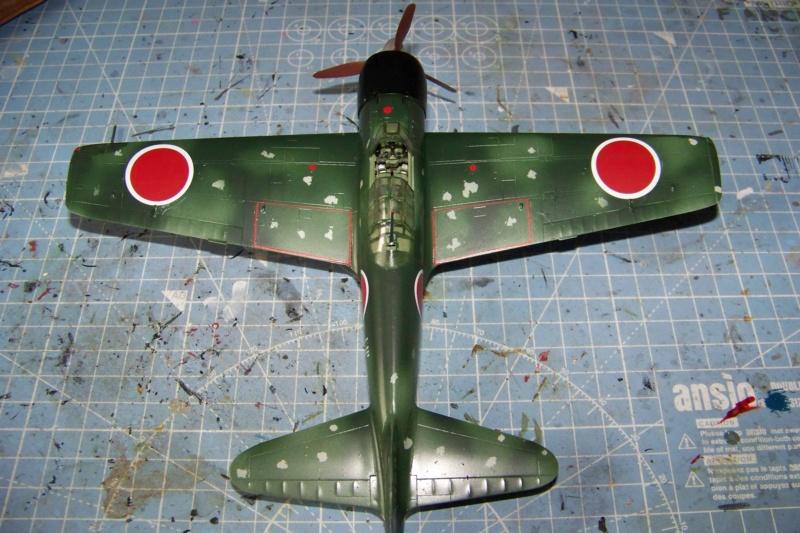 A6M3 Reisen type 32 Hamp ( ZERO) 1/48 Hasegawa Fini - Page 2 100_8594