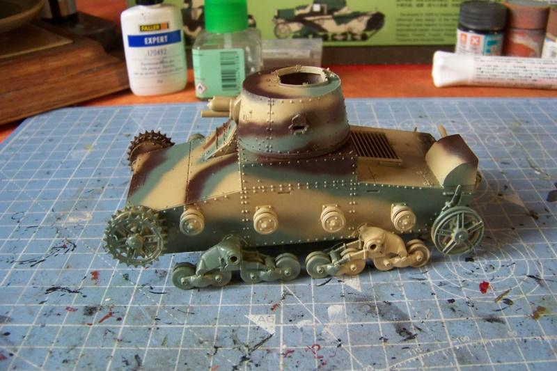 Vickers E type b CAMs 1/35: 10 PSK Radymno 10/09/1939 - Page 2 100_8642