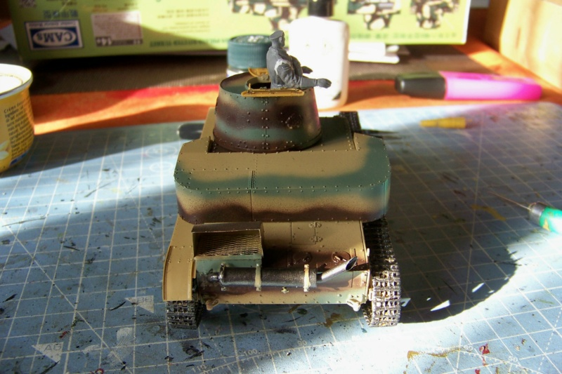 Vickers E type b CAMs 1/35: 10 PSK Radymno 10/09/1939 - Page 3 100_8650