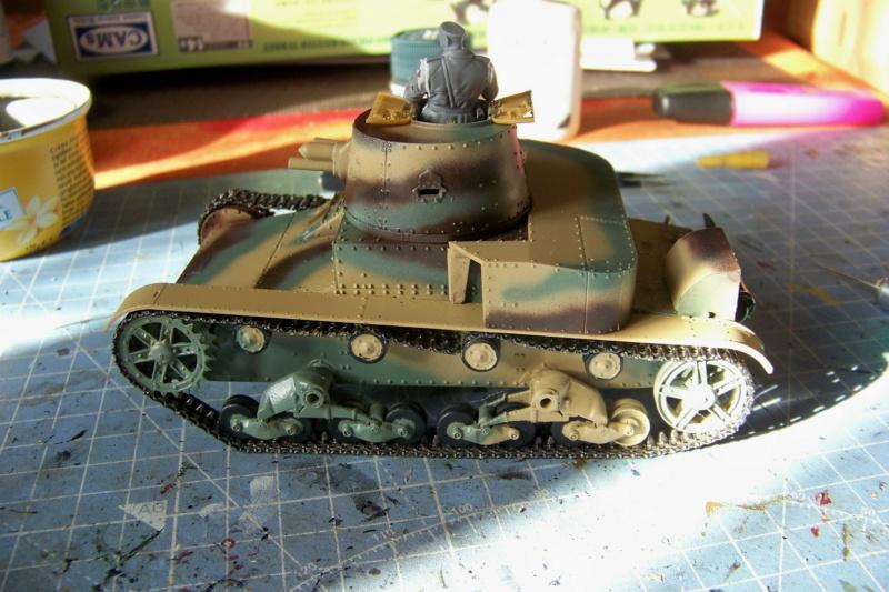 Vickers E type b CAMs 1/35: 10 PSK Radymno 10/09/1939 - Page 3 100_8651