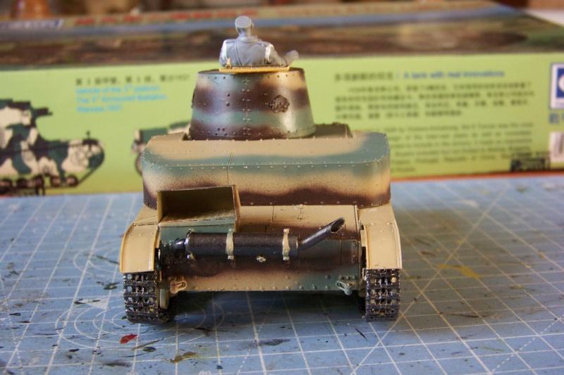 Vickers E type b CAMs 1/35: 10 PSK Radymno 10/09/1939 - Page 3 100_8655