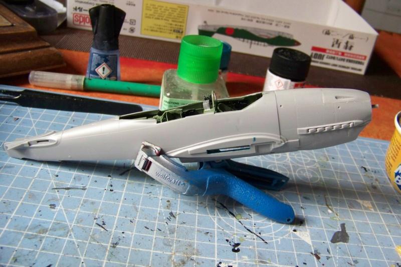 """Yokosuka D4Y1/2 Suisei  """"Judy """" Fine Model 1/48 - Page 2 100_8719"""