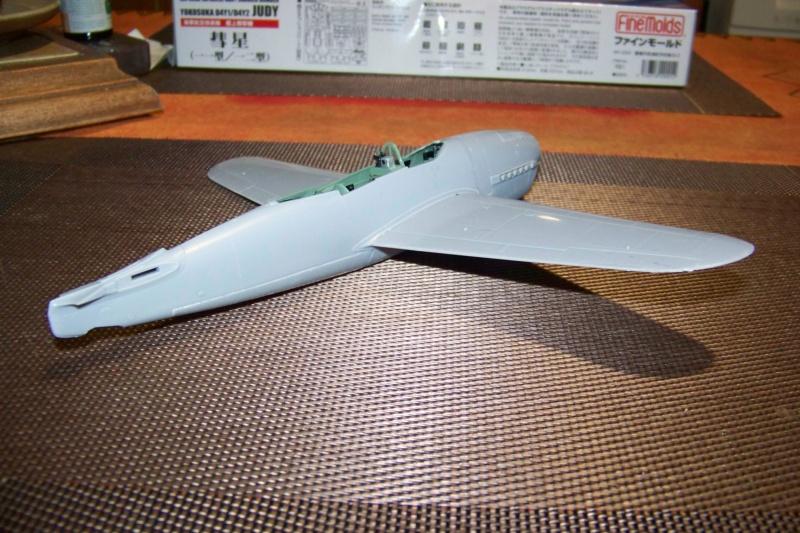 """Yokosuka D4Y1/2 Suisei  """"Judy """" Fine Model 1/48 - Page 2 100_8726"""
