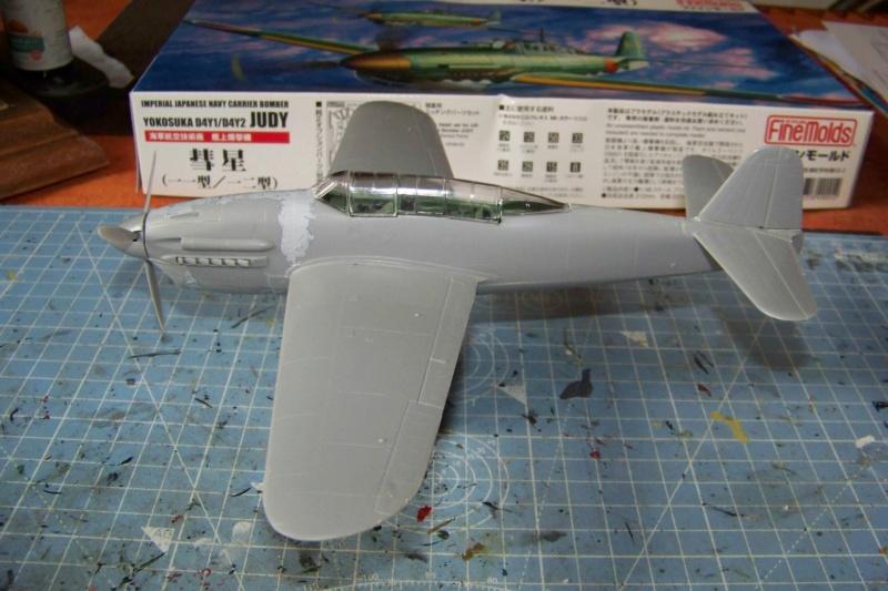 """Yokosuka D4Y1/2 Suisei  """"Judy """" Fine Model 1/48 - Page 2 100_8733"""
