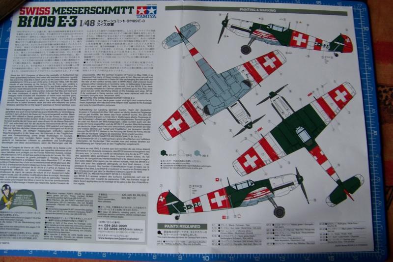 Bf.109E-3  Flugwaffe septembre 1944 ( Tamiya 1/48) 100_8849