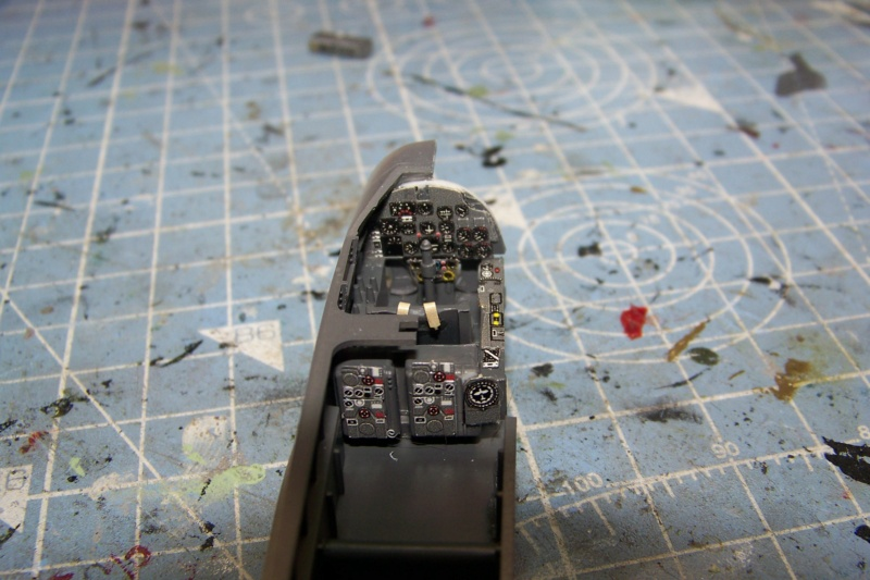 Fil rouge 2021 * Bf 110 Italeri ( Fujimi 1/48 ) - Page 2 100_8878