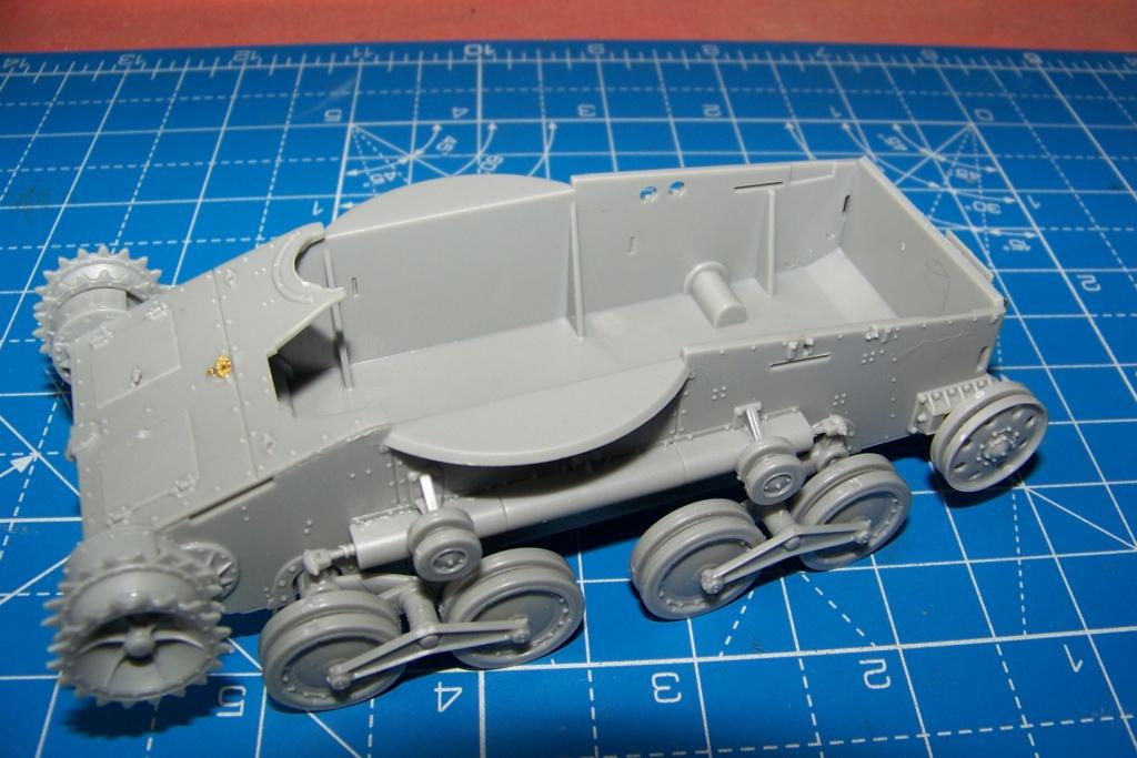 "Type 95 Ha-Go "" Royal Pologne"" Dragon 1/35 100_8920"