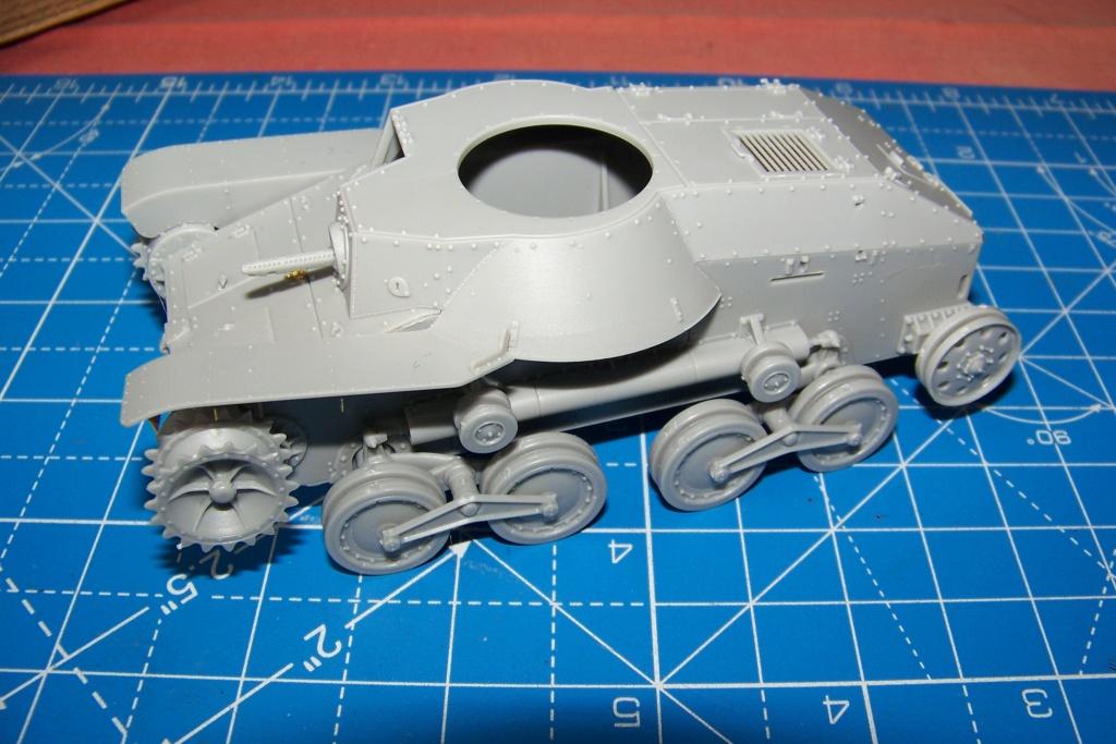 "Type 95 Ha-Go "" Royal Pologne"" Dragon 1/35 100_8924"