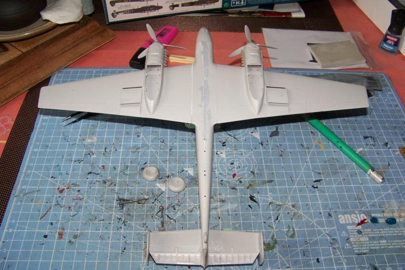 Fil rouge 2021 * Bf 110 Italeri ( Fujimi 1/48 ) - Page 2 100_8929