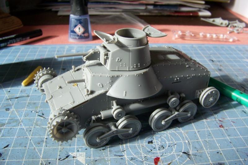 "Type 95 Ha-Go "" Royal Pologne"" Dragon 1/35 100_8930"