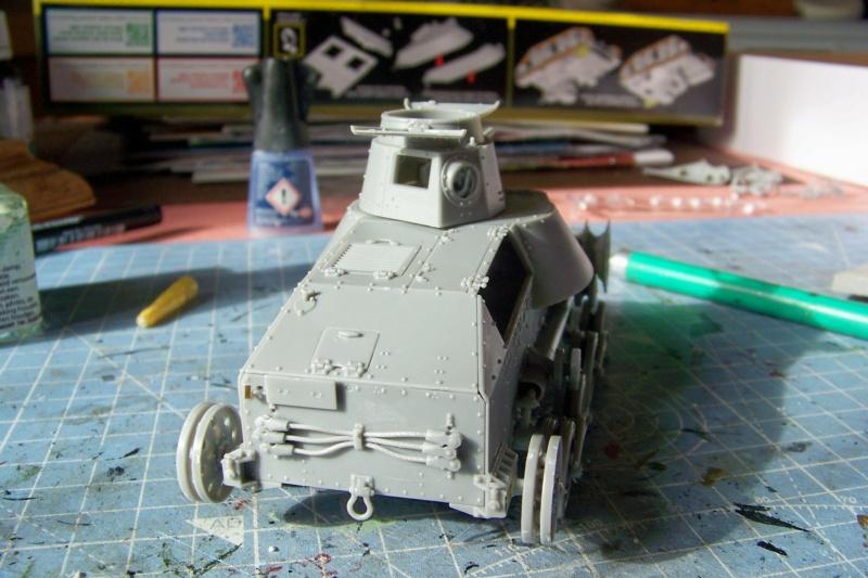 "Type 95 Ha-Go "" Royal Pologne"" Dragon 1/35 100_8934"