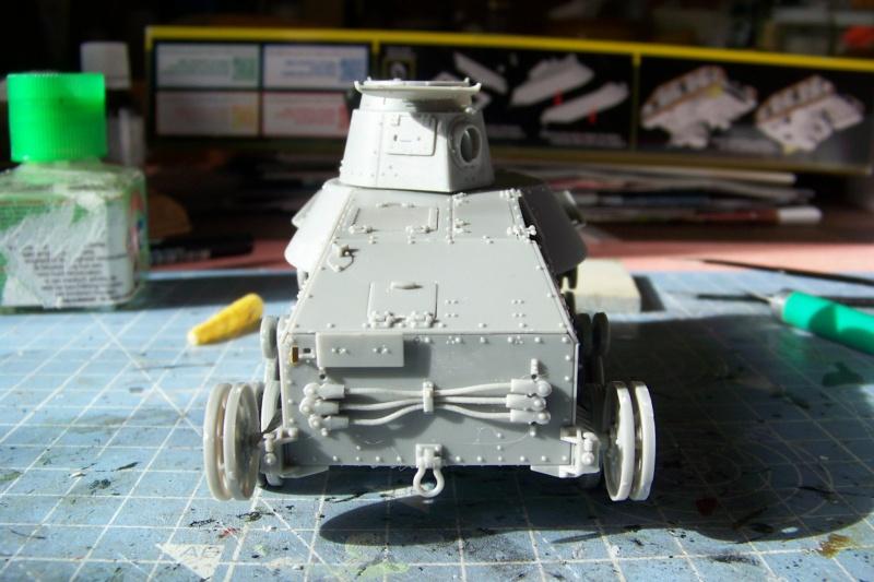 "Type 95 Ha-Go "" Royal Pologne"" Dragon 1/35 100_8936"