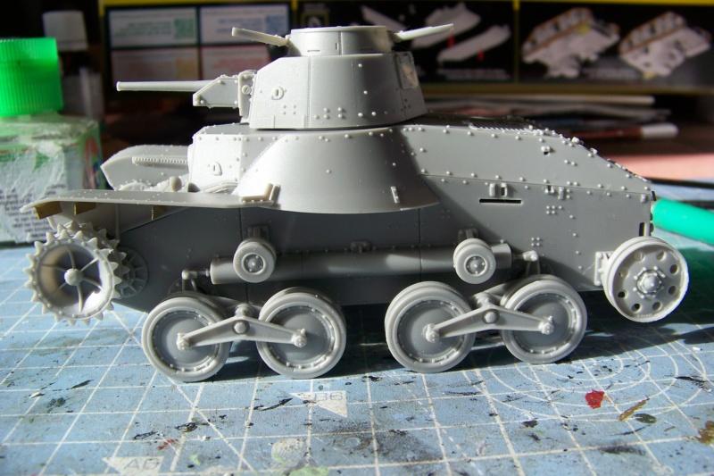 "Type 95 Ha-Go "" Royal Pologne"" Dragon 1/35 100_8937"