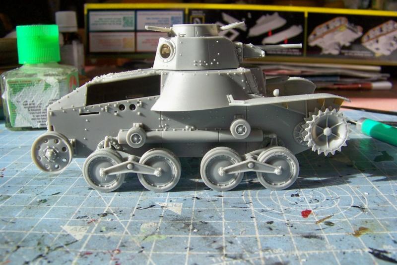 "Type 95 Ha-Go "" Royal Pologne"" Dragon 1/35 100_8938"