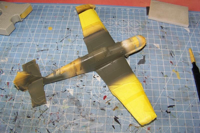 Bf.109E-3  Flugwaffe septembre 1944 ( Tamiya 1/48) 100_8945