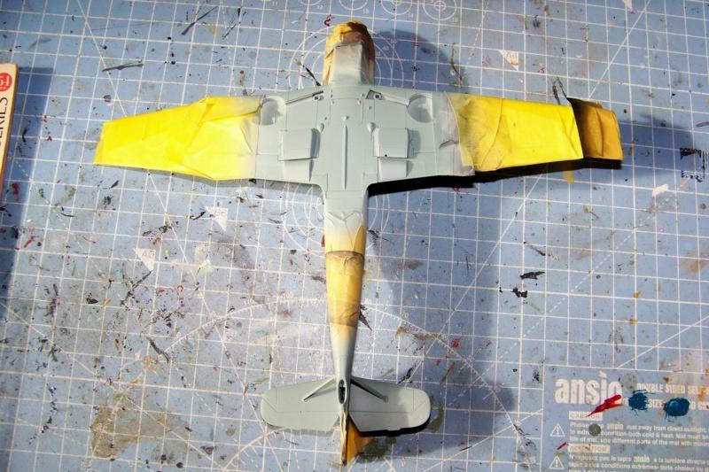 Bf.109E-3  Flugwaffe septembre 1944 ( Tamiya 1/48) 100_8946