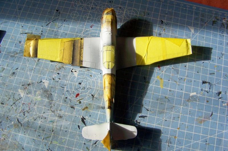 Bf.109E-3  Flugwaffe septembre 1944 ( Tamiya 1/48) 100_8947