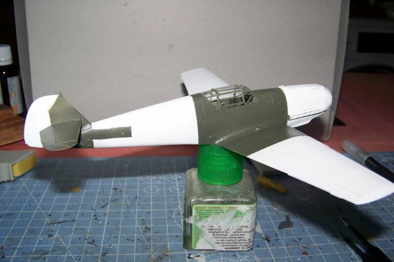 Bf.109E-3  Flugwaffe septembre 1944 ( Tamiya 1/48) 100_8950