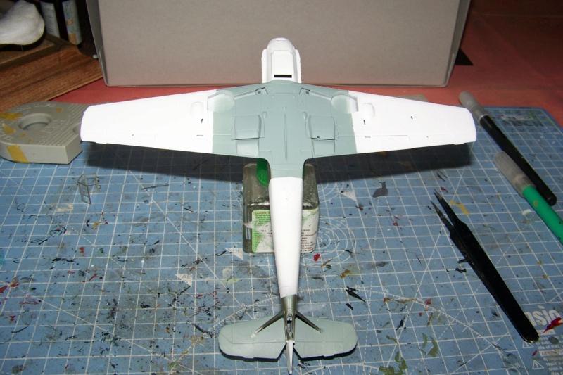 Bf.109E-3  Flugwaffe septembre 1944 ( Tamiya 1/48) 100_8951