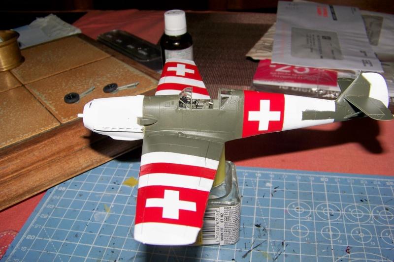 Bf.109E-3  Flugwaffe septembre 1944 ( Tamiya 1/48) - Page 2 100_8952