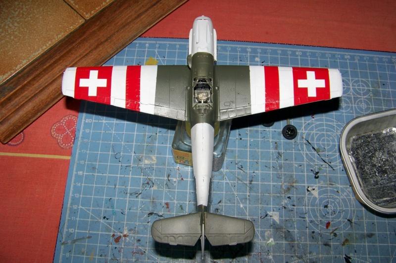 Bf.109E-3  Flugwaffe septembre 1944 ( Tamiya 1/48) - Page 2 100_8953