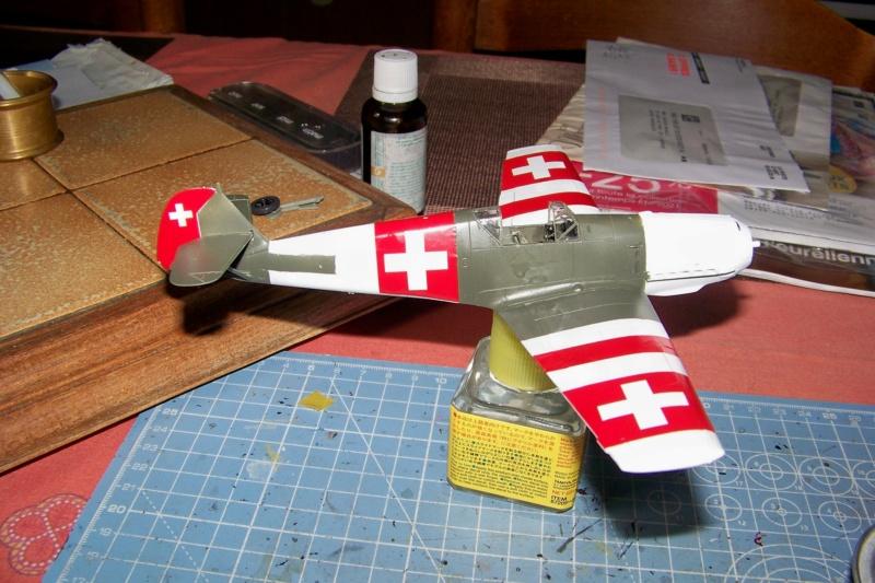 Bf.109E-3  Flugwaffe septembre 1944 ( Tamiya 1/48) - Page 2 100_8954