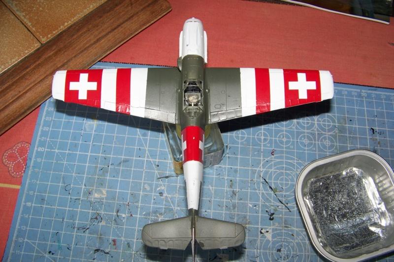 Bf.109E-3  Flugwaffe septembre 1944 ( Tamiya 1/48) - Page 2 100_8955