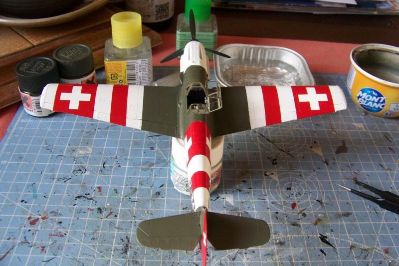 Bf.109E-3  Flugwaffe septembre 1944 ( Tamiya 1/48) - Page 2 100_8974