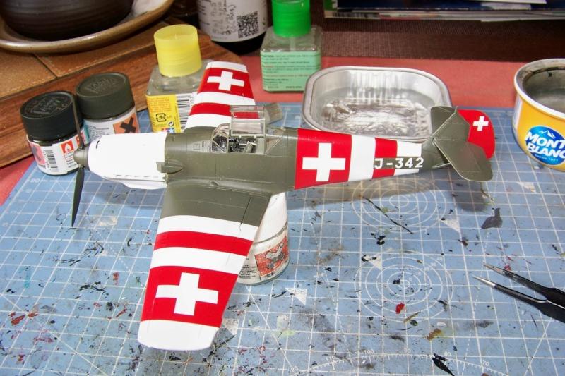Bf.109E-3  Flugwaffe septembre 1944 ( Tamiya 1/48) - Page 2 100_8975