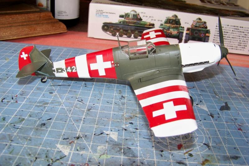 Bf.109E-3  Flugwaffe septembre 1944 ( Tamiya 1/48) - Page 3 100_8976