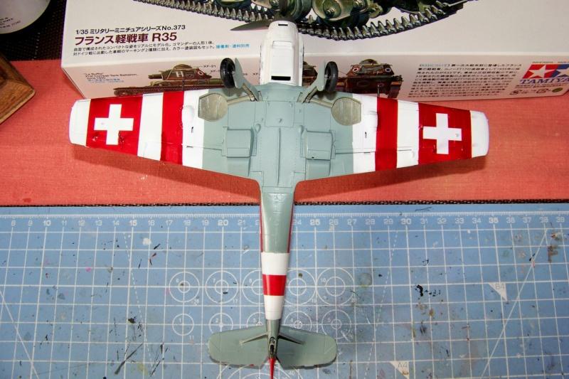Bf.109E-3  Flugwaffe septembre 1944 ( Tamiya 1/48) - Page 3 100_8979