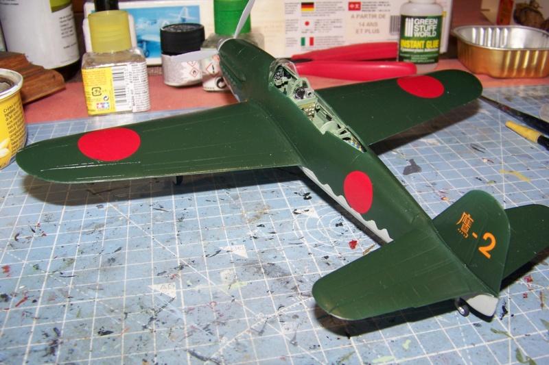 """Yokosuka D4Y1/2 Suisei  """"Judy """" Fine Model 1/48 - Page 3 100_9030"""