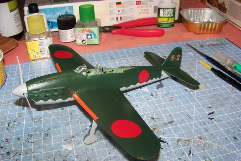 """Yokosuka D4Y1/2 Suisei  """"Judy """" Fine Model 1/48 - Page 3 100_9031"""
