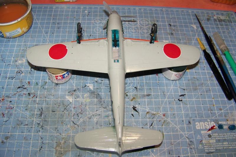 """Yokosuka D4Y1/2 Suisei  """"Judy """" Fine Model 1/48 - Page 3 100_9033"""