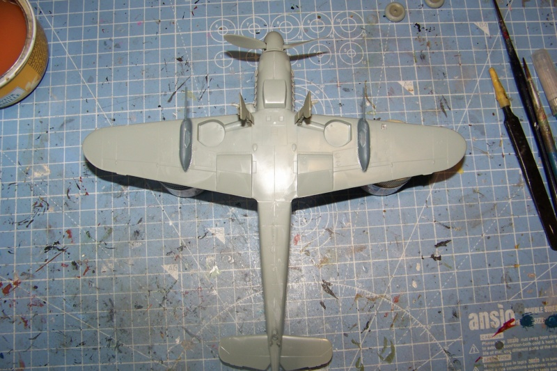 Avia S 199 Ezer Weizman 1948 ( Academy/Hobbycraft 1/48) סופית = FINI 100_9037