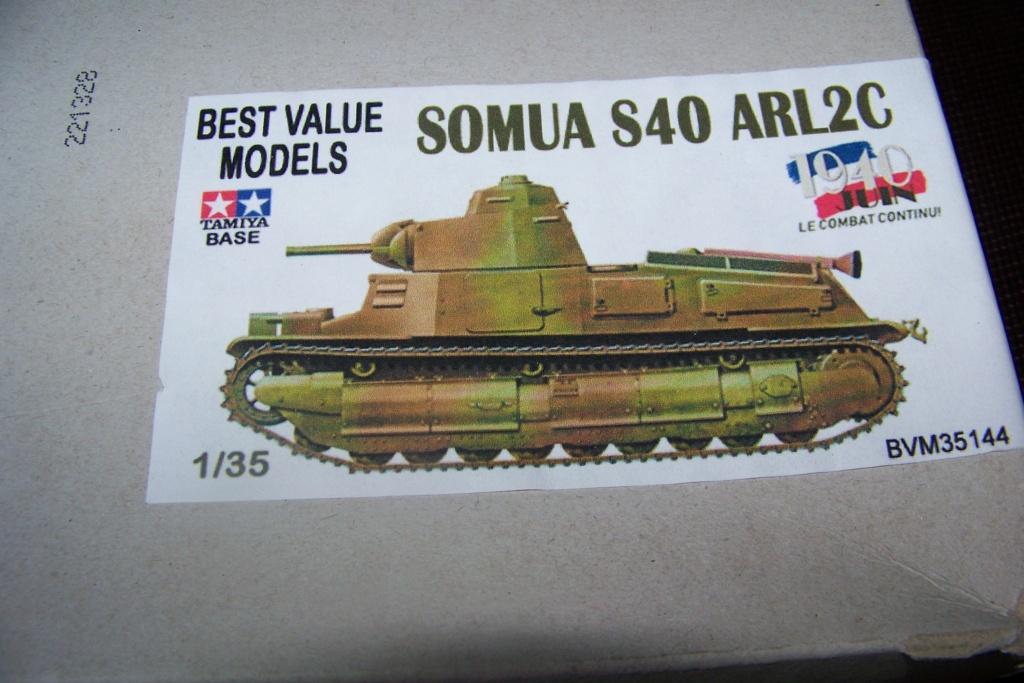 Somua S 40 ARL2C  (Tamiya / BMV 1/35 ) 100_9055