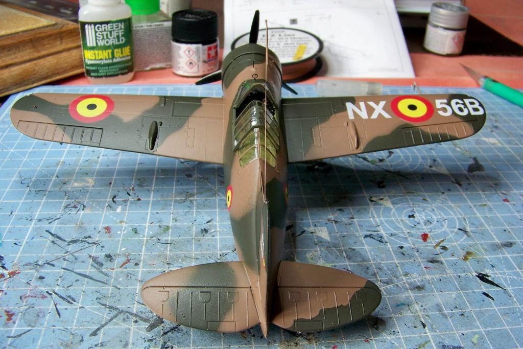 Brewster Buffalo B-339B ( Tamiya 1/48)FINI - Page 2 100_9104